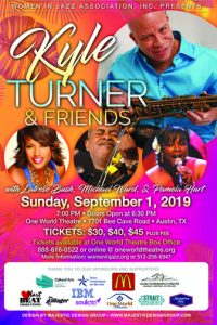 Kyle Turner & Friends with Michael Ward, Latrese Bush and Pamela Hart