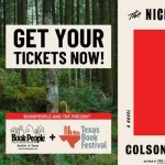 Texas Book Festival and BookPeople present: Colson Whitehead