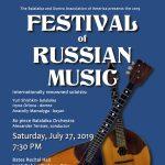 Festival of Russian Music