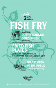Scholz Garten to Host Second Annual Fish Fry