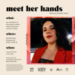 Meet Her Hands No. 2: Maribel Falcón