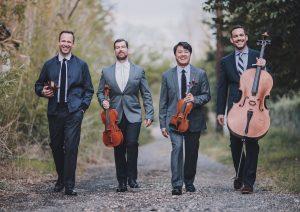 Austin Chamber Music Festival: Miró Quartet