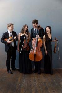 Austin Chamber Music Festival: Aeolus Quartet