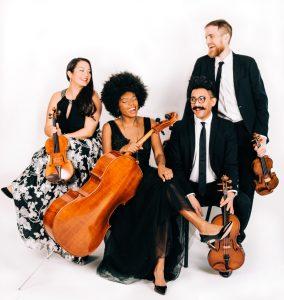 Broadcast: Thalea String Quartet