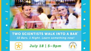 Two Scientists Walk Into A Bar