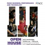 Music Business, Performnce + Technology Open House