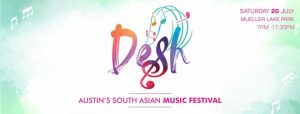 Desh - Austin's South Asian Music Festival