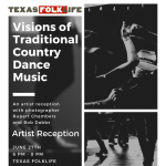 Visions Of Traditional Country Dance Music: Artist Reception