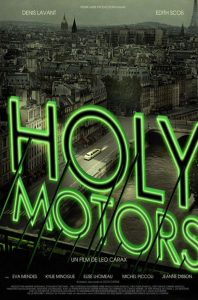 AFS Presents: HOLY MOTORS