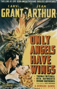 AFS Presents: ONLY ANGELS HAVE WINGS