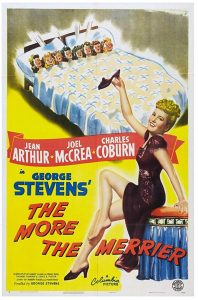 AFS Presents: THE MORE THE MERRIER