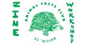 Animal Facts Club Community Zine Workshop