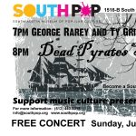 June 30 Last Sunday of the Month FREE Concert