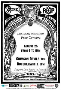 August 2019 FREE CONCERT