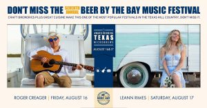 7th Annual Beer by the Bay Music Fest