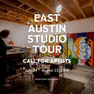 East Austin Studio Tour Open Call