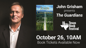 "John Grisham presents ""The Guardians"" with Tex..."