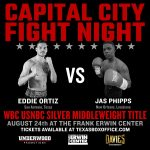 Capital City Fight Night