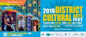 Six Square's District Cultural Arts Festival