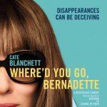 AFS Presents: WHERE'D YOU GO, BERNADETTE