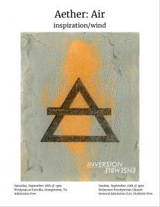 Inversion Ensemble presents Aether: Air—inspirat...