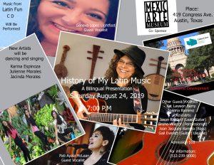 History Of MyLatin Music
