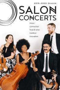 Salon Concerts: 2019-2020 Season