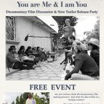 """You Are Me & I Am You"" Documentary discussion FREE Event"