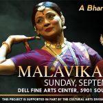 ICMCA presents Malavika Sarukkai - Bharatanatyam Dance with live orchestra