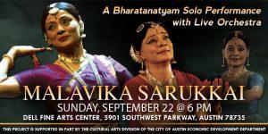 ICMCA presents Malavika Sarukkai - Bharatanatyam D...