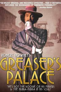 AFS Presents: GREASER'S PALACE