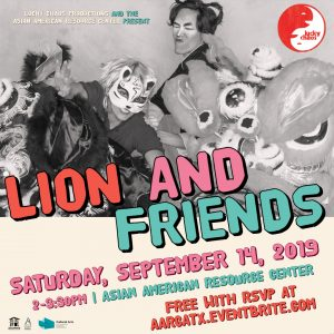 Lucky Chaos Productions Presents: Lion & Friends
