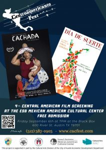 Central American Film Screening
