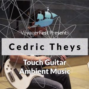 Edge of Sound Episode 1 - Cédric Theys, Ambient Sound Artist