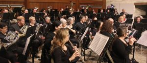 Austin Civic Wind Ensemble — Fall 2019 Performance