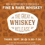 Great Whiskey Release