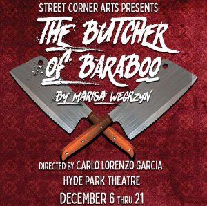 The Butcher of Baraboo by Marisa Wegrzyn