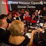 The Jeanette Nassour Opening Night Dinner Series — Austin Opera