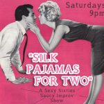 Silk Pajamas for Two