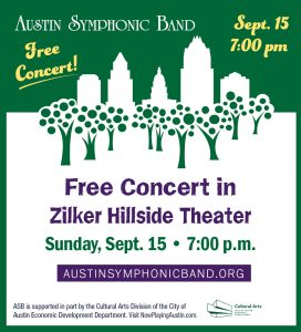 Fall Concert in the Park