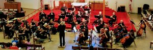 Balcones Community Orchestra Concert 22nd Season