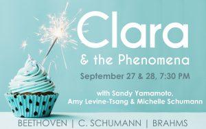 Clara & the Phenomena