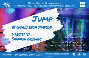 Jump - a National Rolling World Premiere