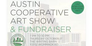 Austin Cooperative Artists Showcase