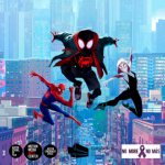 Spiderman: Into the Spider-Verse Family Movie Night