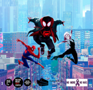 Spiderman: Into the Spider-Verse Family Movie Nigh...