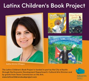 Latinx Children's Book Workshop