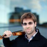 Tomas Corik, violinist