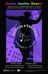Tapestry Dance Company's AUSTINTATIOUS