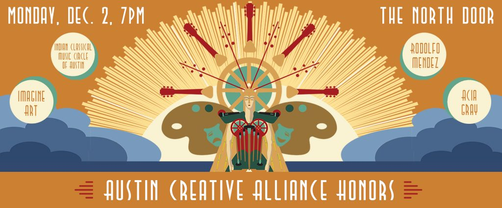 Austin Creative Alliance Honors